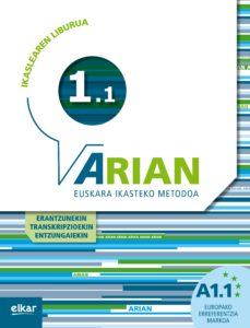 arian a1.1 ikaslearen liburua cd erantzunak-9788490271308