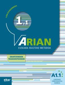arian a1.1 lan koadernoa eta erantzunak-9788490271322