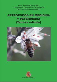 artropodos en medicina y veterinaria (2ª ed.)-9788497816212