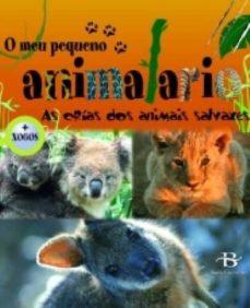 as crias dos animais salvaxes-9788492630271