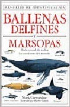 ballenas, delfines y marsopas una guia visual de todos los cetace os-mark cawardine-9788428210379