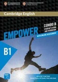 cambridge english empower pre-intermediate combo b (split edition) (student s book b & workbook b with online assessment &-9781316601259