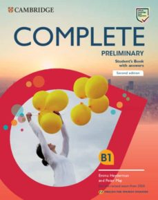 complete pet: student s book with answers with cd-rom-emma heyderman-9788490364840