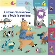 cuentos de animales para toda la semana-9788428554398