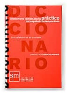 diccionario combinatorio practico del español contemporaneo-9788467549423