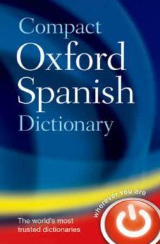 diccionario oxford compact español-ingles / ingles-español (5ª e d.)-9780199663309