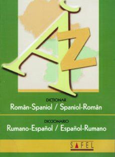 diccionario rumano-español/español-rumano-9788495803481