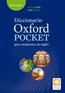 dictionary oxford pocket español-ingles/ingles-español (5ª ed)-9780194211680
