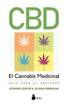 cbd. el cannabis medicinal: guia para el paciente-leonard;birnbaum, juliana leinow-9788417399900