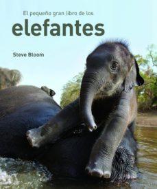 el pequeño gran libro de los elefantes-steve bloom-9788497543057