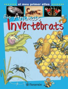 els animals invertebrats (el meu primer atles)-9788434227149