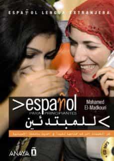 español para principiantes. español - árabe-mohamed el-madkouri-9788466786799