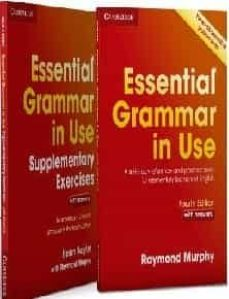 essential grammar in use book with answers and supplementary exercises pack  (nivel basico)-9781108868570