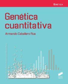 genetica cuantitativa-9788490774663