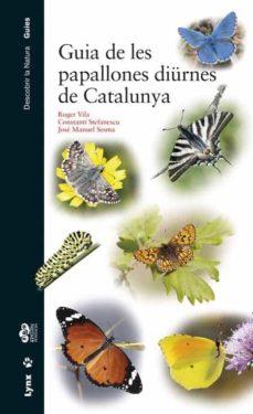 guia de les papallones diürnes de catalunya-roger vila  stefanescu, constantí  sesma, josé manuel vila-9788416728060