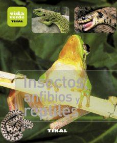 insectos,anfibios y reptiles-9788499281377