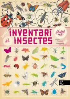 inventari il.lustrat dels insectes-virginie aladjidi-9788415250920
