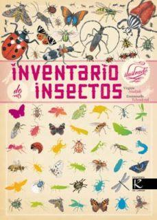 inventario ilustrado de insectos (galego)-virginie aladjidi-9788415250913
