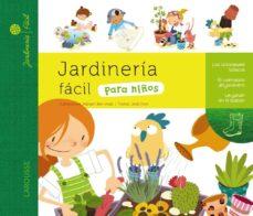jardineria facil para niños-9788415411925