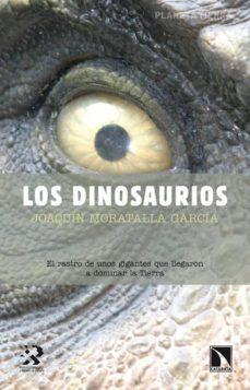 los dinosaurios-joaquin moratalla garcia-9788483198032