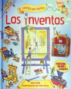 los inventos (conoce por dentro)-9781409544449
