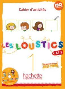 loustics a1.1 ejer+cd-9782011559050