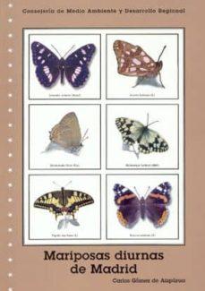 mariposas diurnas de madrid-carlos gomez de aizpurua-9788445113981
