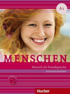 menschen a1: deutsch als fremdsprache / intensivtrainer mit audio-cd-9783190419012