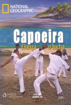 national geographic capoeira danza o lucha (incluye dvd)-9788497785860