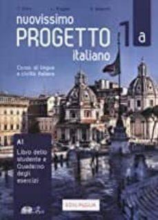 nuovissimo progetto italiano 1a + cd + dvd-9788899358440
