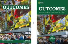 outcomes upper intermediate student's book + access code + class dvd + writing & vocabulary booklet-9781473765245