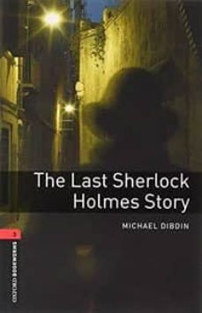 oxford bookworms library: level 3: last sherlock holmes student audio pack-9780194634717