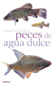 peces de agua dulce-9788430551712