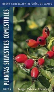 plantas silvestres comestibles nueva generación de guías de campo-bastgen schroder zurlutter-9788428216883