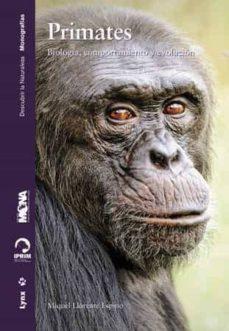 primates-miquel llorente espino-9788416728145