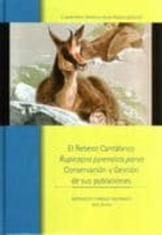 rebeco cantabrico rupicapra pyrenaica parva: conservacion y gesti on de sus poblaciones-f. javier perez-barberia-9788480147606