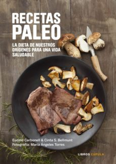 recetas paleo-eudald carbonell-9788448022068
