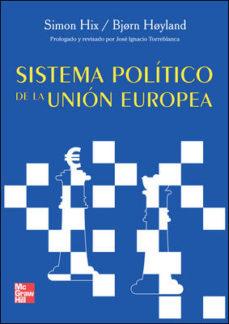 sistema politico de la union europea-simon hix-bjorn hoyland-9788448180027