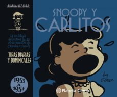 snoopy y carlitos 1953-1954 nº 02/25 (nueva edicion)-charles m. schulz-9788491465447