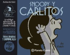 snoopy y carlitos nº 19/25  (1987-1988)-charles m. schulz-9788468480480