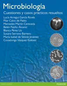 microbiologia: cuestiones y casos practicos resueltos-covadonga vazquez-9788490354599