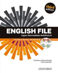 english file upper-intermediate multipack b-9780194558631