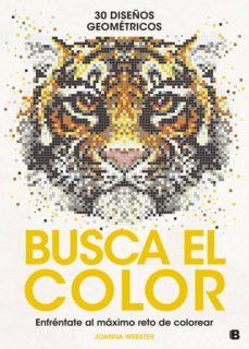 busca el color-joanna webster-9788466659307