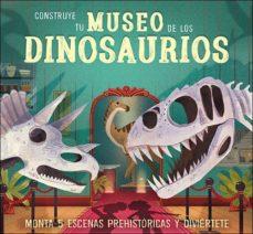 construye tu museo de los dinosaurios-jenny jacobi-9788428557351