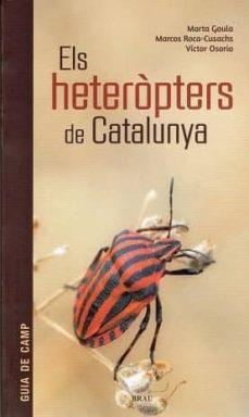 els heteropters de catalunya-marta goula-9788415885788