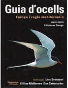 guia d ocells. europa i regio mediterrania-lars et al. svensson-9788428215343
