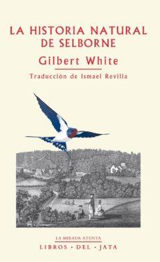 la historia natural de selborne-gilbert white-9788416443000