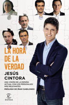 la hora de la verdad-jesus cintora-9788467044058