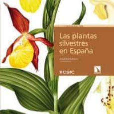 las plantas silvestres en españa-ramon morales-9788483198667
