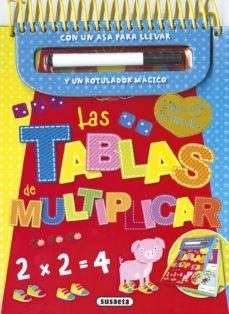 las tablas de multiplicar: libro interactivo-9788467746877